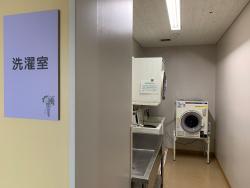 洗濯室 (各病棟)